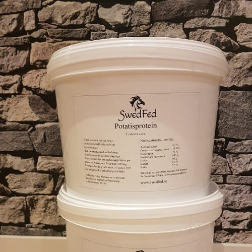 Swedfed potatisprotein 5kg