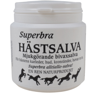 Superbra hästsalva